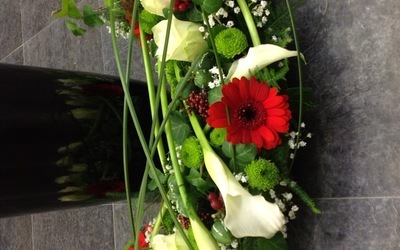 Bloemen Driesen - Begrafenisstukken